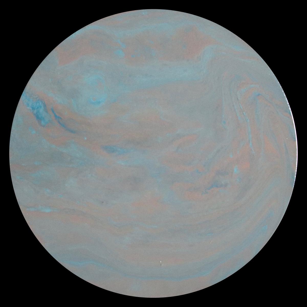 A6-013- Cloudy Blues