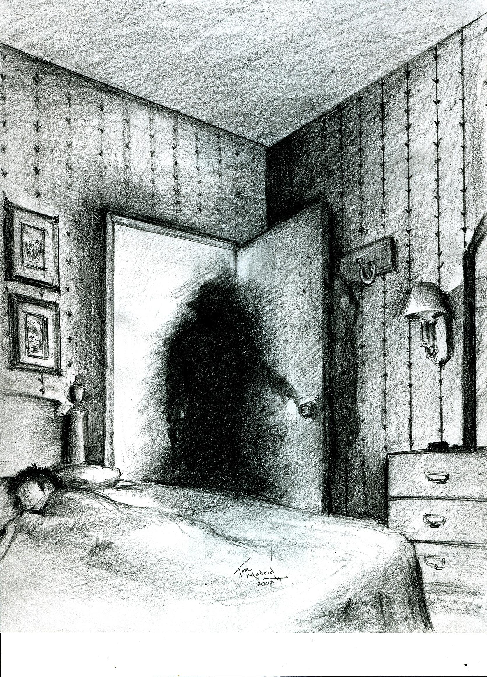 Childhood's Shadow