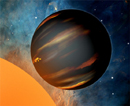 HD 189733b: A planet like Jupiter (but very hot)