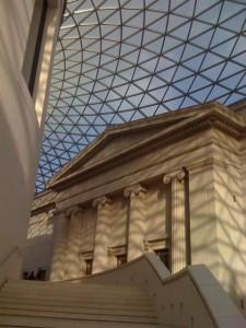 British Museam Great Court