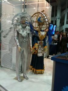 Strange Costumes