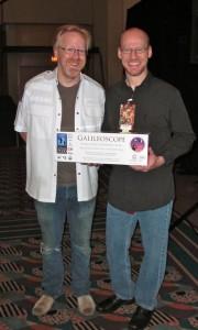 Adam Savage and Phil Plait