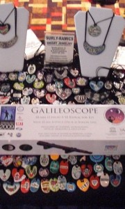 Galiloscope in Surly Amy's Scientific Jewelry