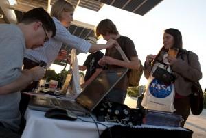 STS-129 Tweetup
