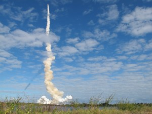Launch of STS-129 (from Sci-Fi Laura)