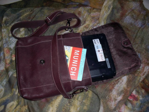 Fossil didn't know they made a laptop bag