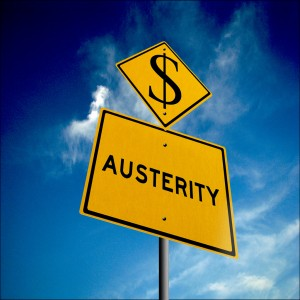 Austerity by 401 on Flickr