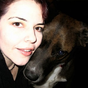 Leah and me in 2004
