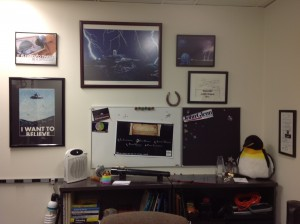 My Office Wall