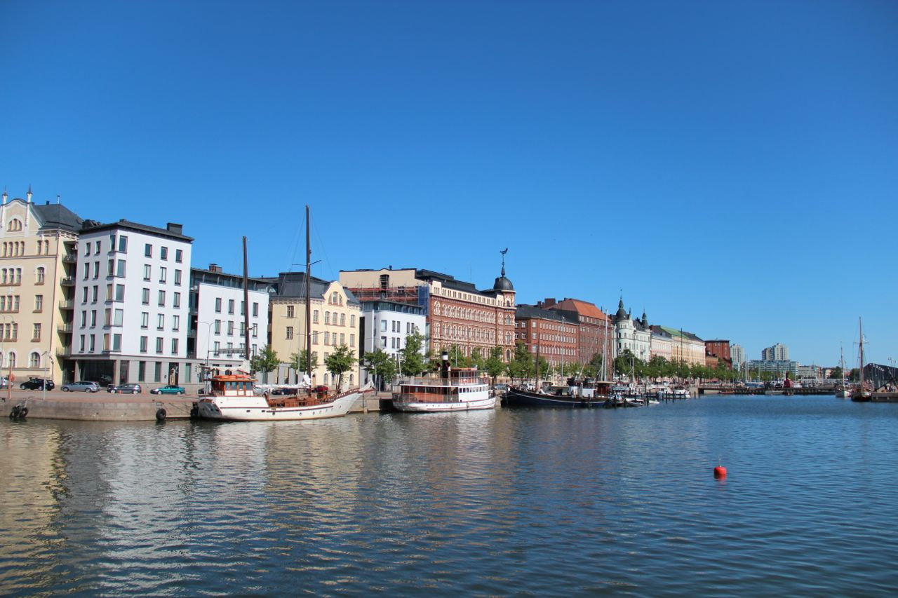 Helsinki for a day